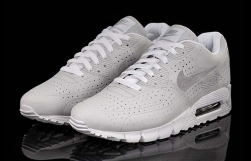 Nike Air Max 90 Current One Piece Zoom Moire Inspired