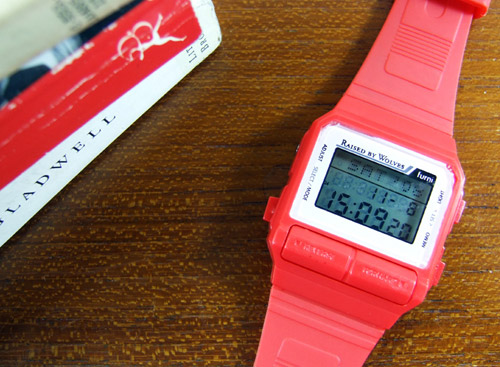 raised by wolves x furni you me and 3d watch set