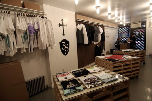 3sixteen pop up shop at the reed space annex nyc