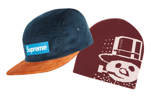 Supreme has updated their online shop with a couple of new headwear items  perfect for the winter season. Adding to the very popular box camp cap  collection ... d1a9b568138