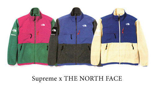 06dc50c2f Supreme x The North Face Fleece Collection | HYPEBEAST
