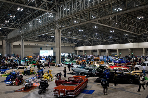 Tokyo Lowrider Exhibition At The Makuhari Convention Center HYPEBEAST - Lowrider car show ticket price