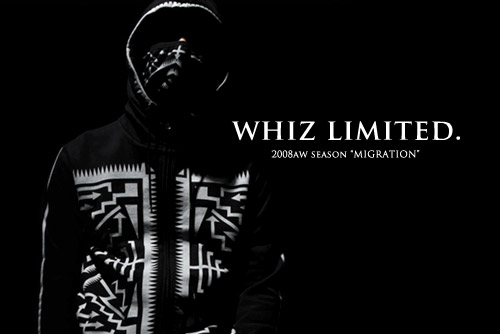 whiz 2008 fallwinter migration collection