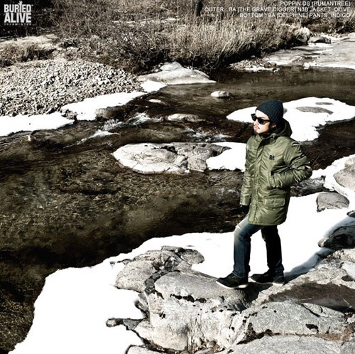 buried alive 2008 fallwinter lookbook