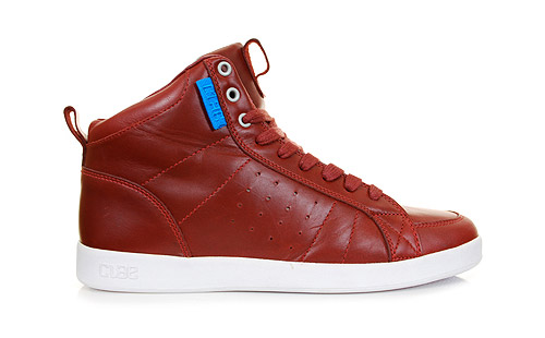 clae russell high top collection