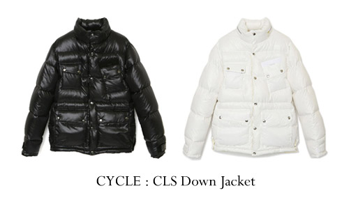 cycle cls down jacket