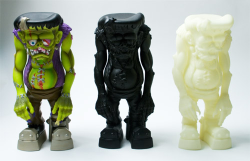 johnny ace studio x made by monsters blackout frankenfink