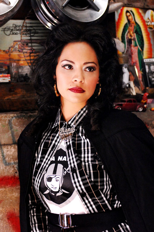 chola hair style 2008 winter quot mi vida loca quot collection hypebeast 2110 | mama winter 08 011