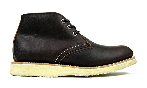 red wing shoes 2008 fallwinter collection