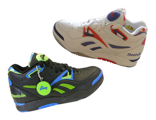 reebok spring 2009 court victory pump releases