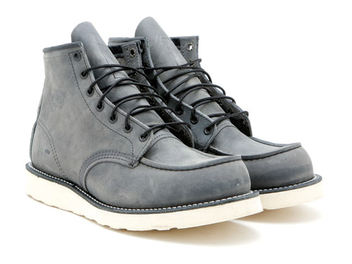 ronnie fieg x red wing classic work boot