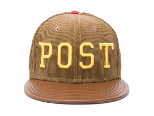 the hundreds post rosewood new era 59fifty fitted caps