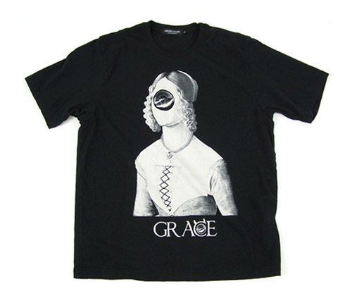 undercover-2009-ss-grace-photo-tees-6 Under Cover 2009 Spring/Summer Grace Photo Collection