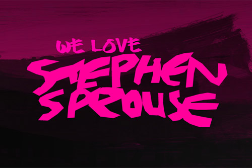 we love stephen sprouse website interview marc jacobs