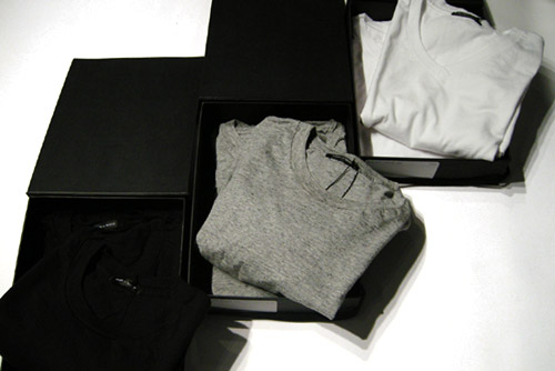 wings horns boxed t shirt set