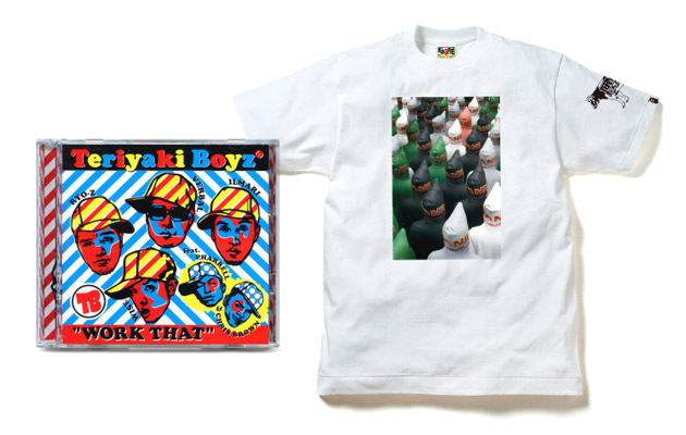 bape-work-that-teriyaki-boyz-tee