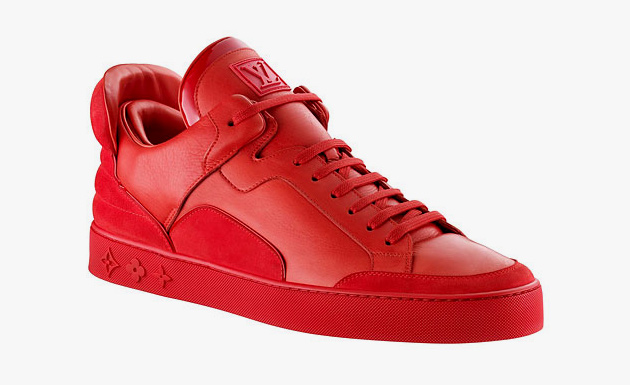kanye west louis vuitton sneakers Kanye West for Louis Vuitton Sneaker