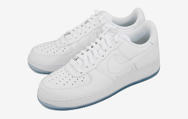 Taking one of Nike's most cherished Air Force 1 colorways, the classic White