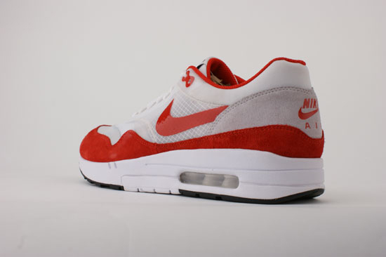 nike air max 1 bianche e rosse
