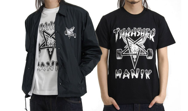 thrasher-manik-collection