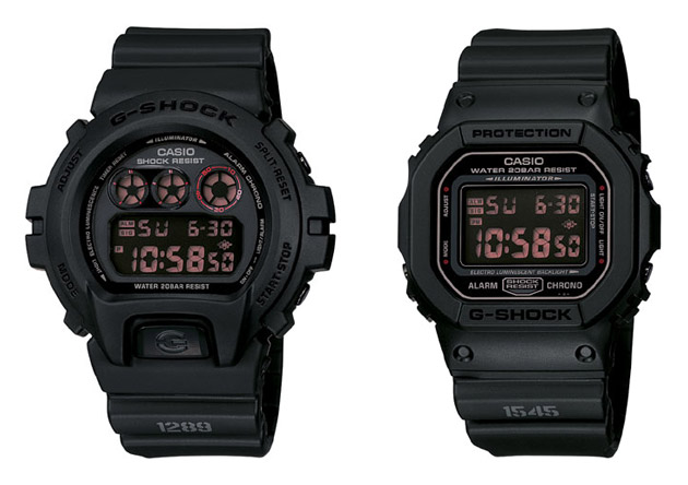 Casio G-Shock Watch x Subcrew