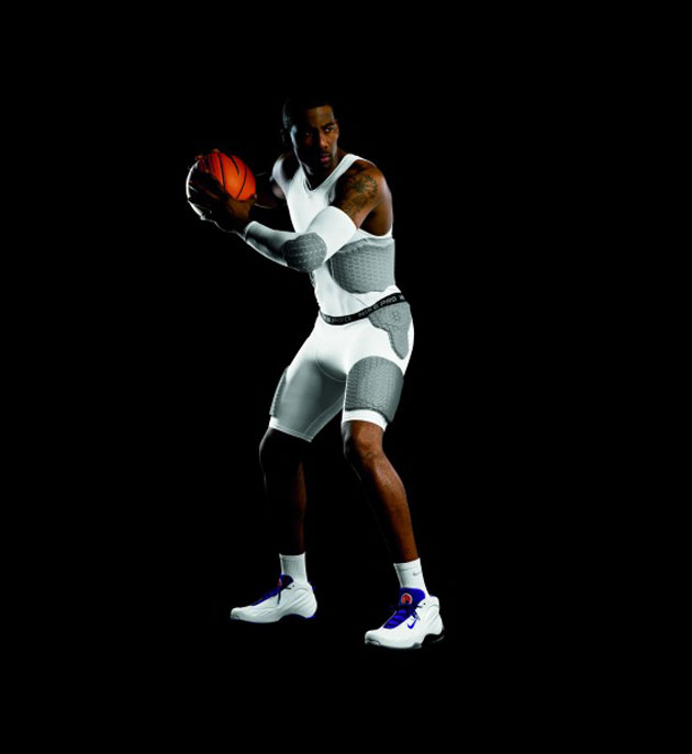 Nike Pro Combat Gloves: The Nike AD Commercial...