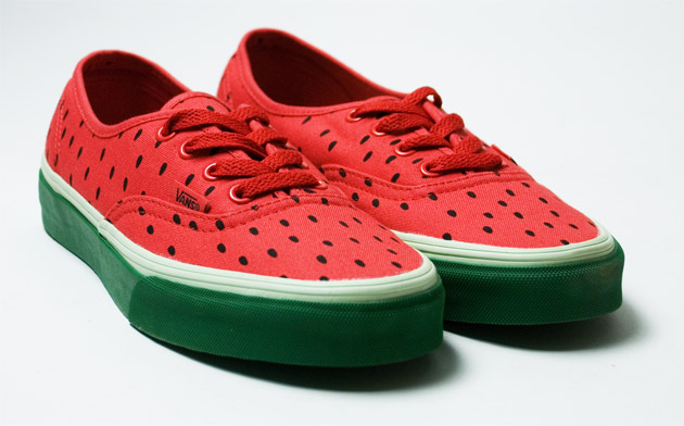 Pics Of Watermelon. Vans 2009 Spring Watermelon