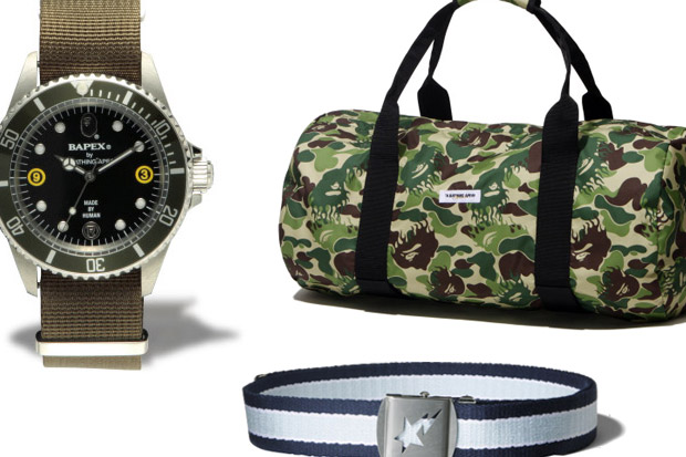 f9bb0464ddb A Bathing Ape Accessories 2009 March Releases