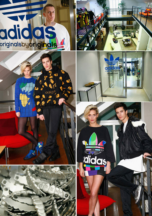 adidas collection jeremy scott