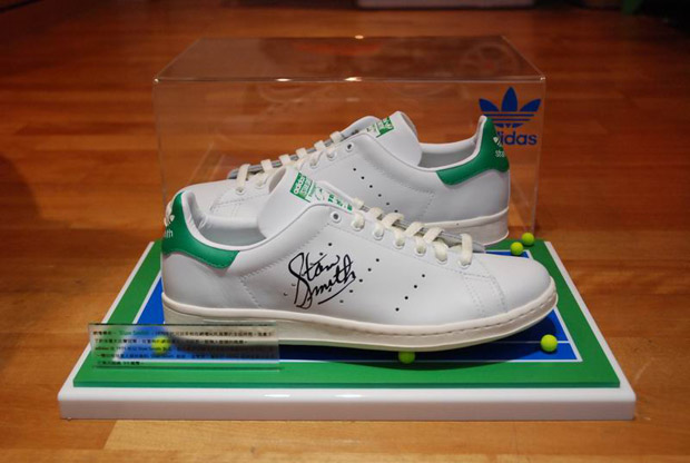 aedd111a742b adidas Originals Stan Smith 80 for TFRD. Recently seen in Hong Kong ...