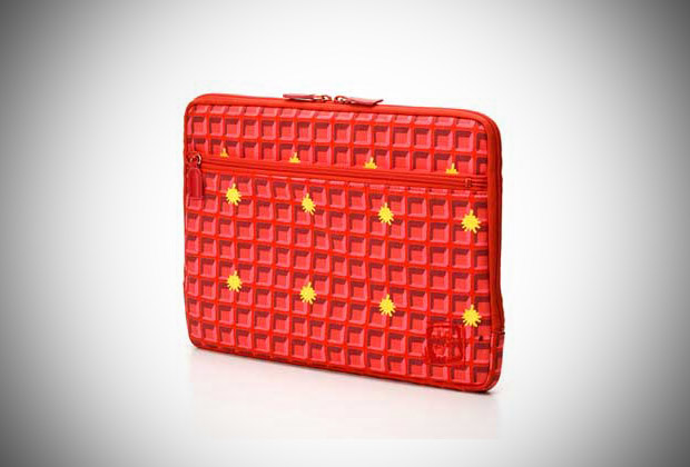 bbc-ice-cream-waffle-red-laptop-case