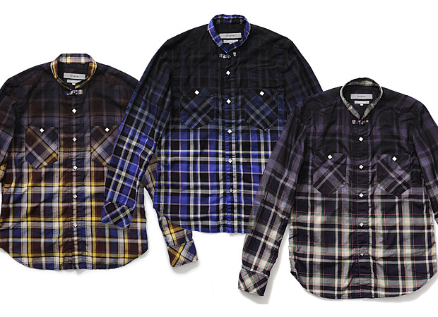 nonnative-half-dyed-twill-check-cowboy-shirt