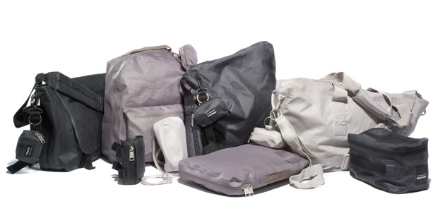 eastpak drkshdw 2009 fall collection by rick owens hypebeast
