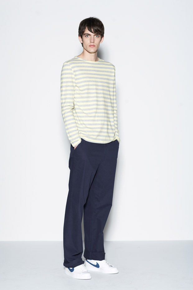 A.P.C 2009 Spring/Summer Madras Collection