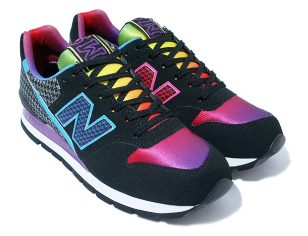 atmos x New Balance CM996 Rainbow Colorway | Hypebeast