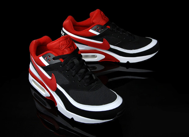 best sneakers 8ea52 54380 Nike Air Classic BW Red/Black/White Colorway | HYPEBEAST