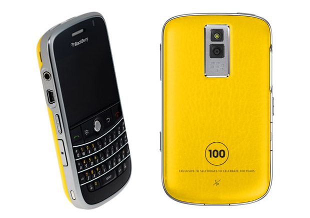 blackberry-bold-selfridges-100th-anniversary