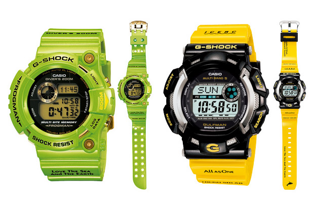 Thread: Two casio G Shock Frogman for sale good prices. PRICE
