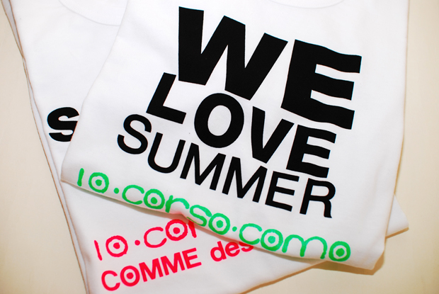 10 corso com comme des garcons 2009 springsummer collection may releases