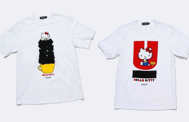 Hello Kitty x Undercover T-Shirt Collection. by Staff, May 10, 2009