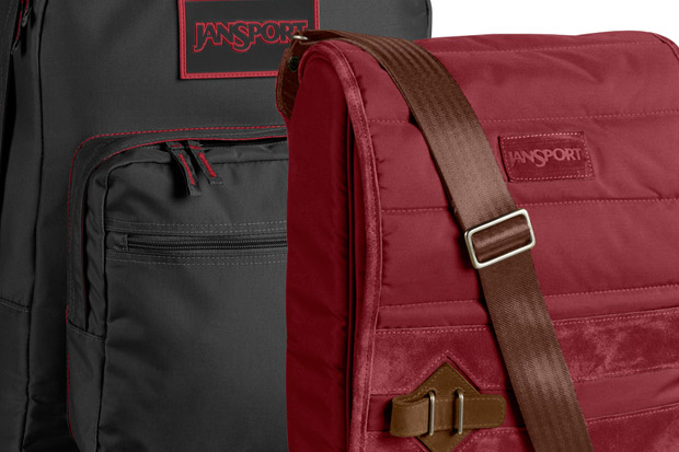 Jansport Limited Edition Sole Packs Collection Hypebeast