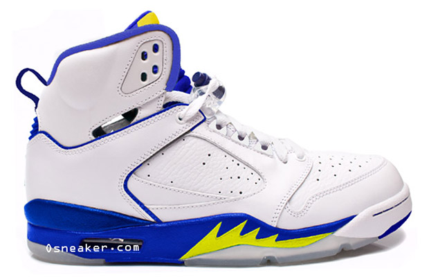 nike air jordan 60 plus laney sneaker Air Jordan 60+ Laney Colorway