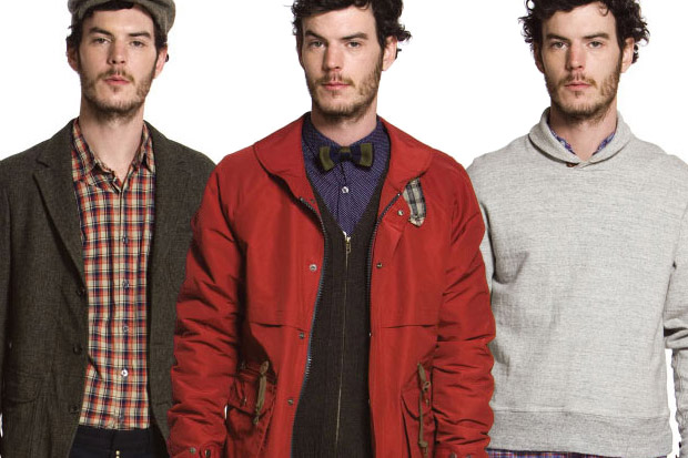 steven alan 2009 fall winter lookbook 1 Steven Alan 2009 Fall/Winter Lookbook