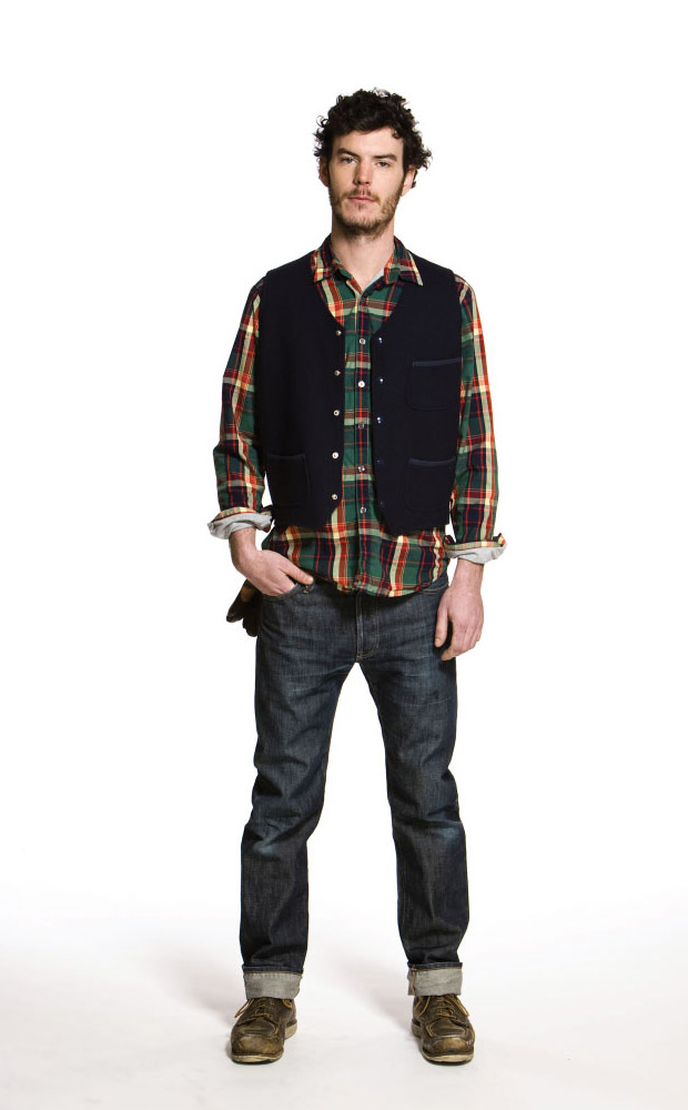 steven alan 2009 fall winter lookbook 11 Steven Alan 2009 Fall/Winter Lookbook