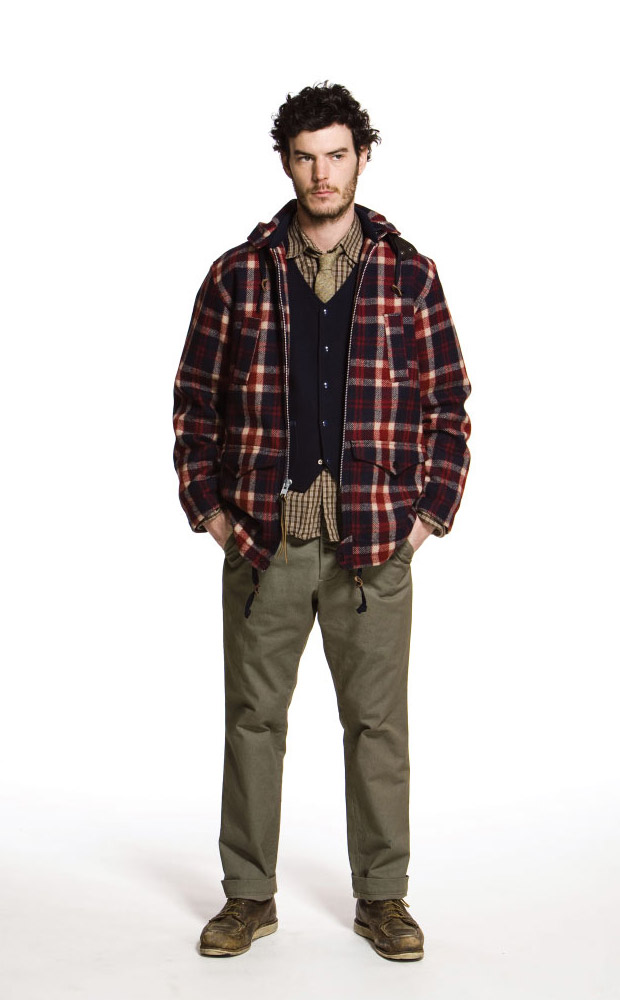 steven alan 2009 fall winter lookbook 15 Steven Alan 2009 Fall/Winter Lookbook