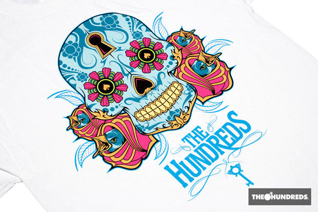the hundreds 2009 summer tee 1 The Hundreds 2009 Summer T shirt Collection