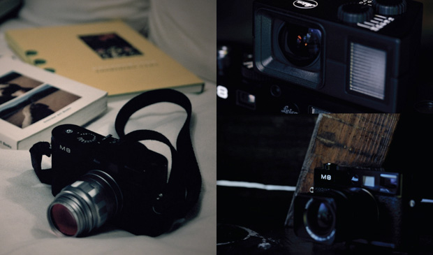 think silly in love with leica m82 with wing shya