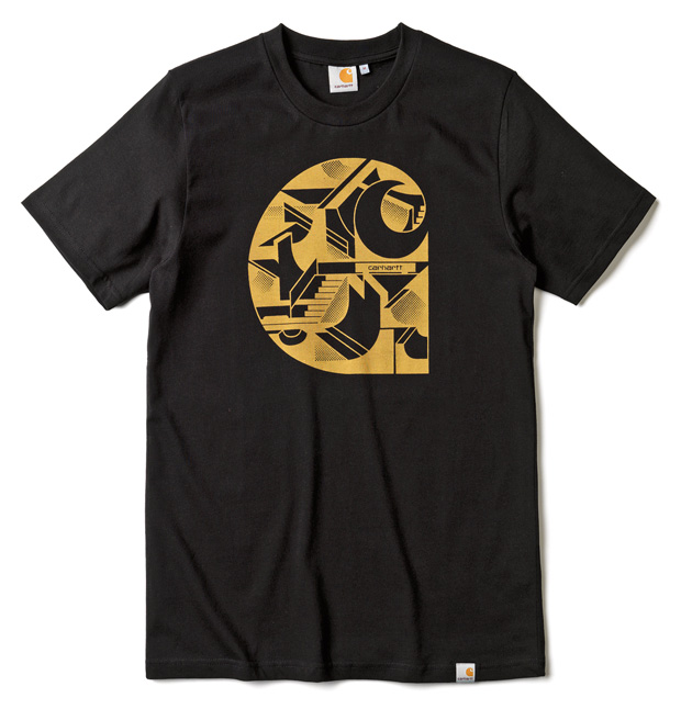 benny gold for carhartt europe t shirts