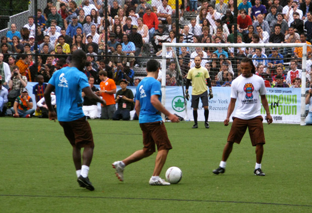 steve nash claudio reyna present 2nd annual showdown in chinatown