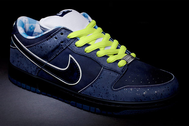 newest collection e4332 3cabd ... uk concepts nike sb dunk low blue lobster 59eaa aed34